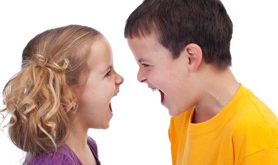 Geschwister – Geschrei oder Geflüster